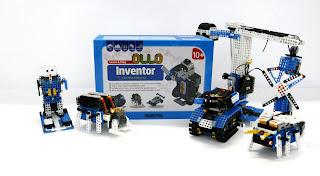 Educational Robot OLLO Inventor Kit