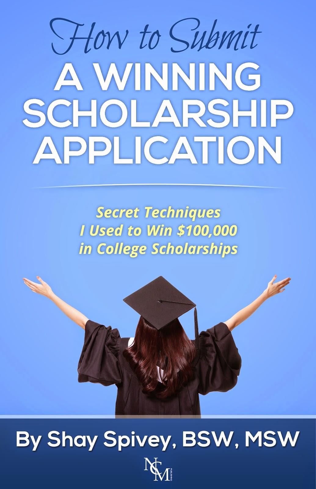 personal scholarship essays