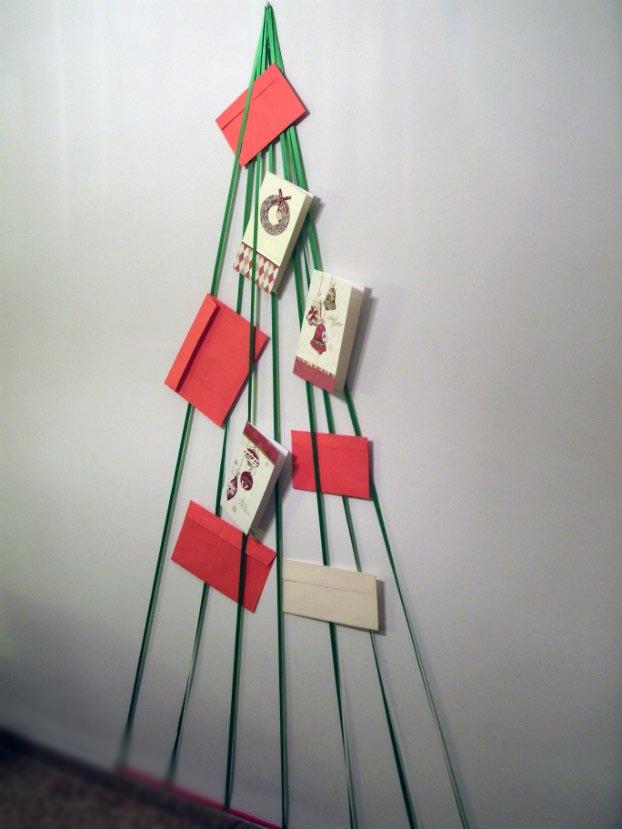 Un rbol de navidad diferente comparte mi moda - Arbol de navidad diferente ...
