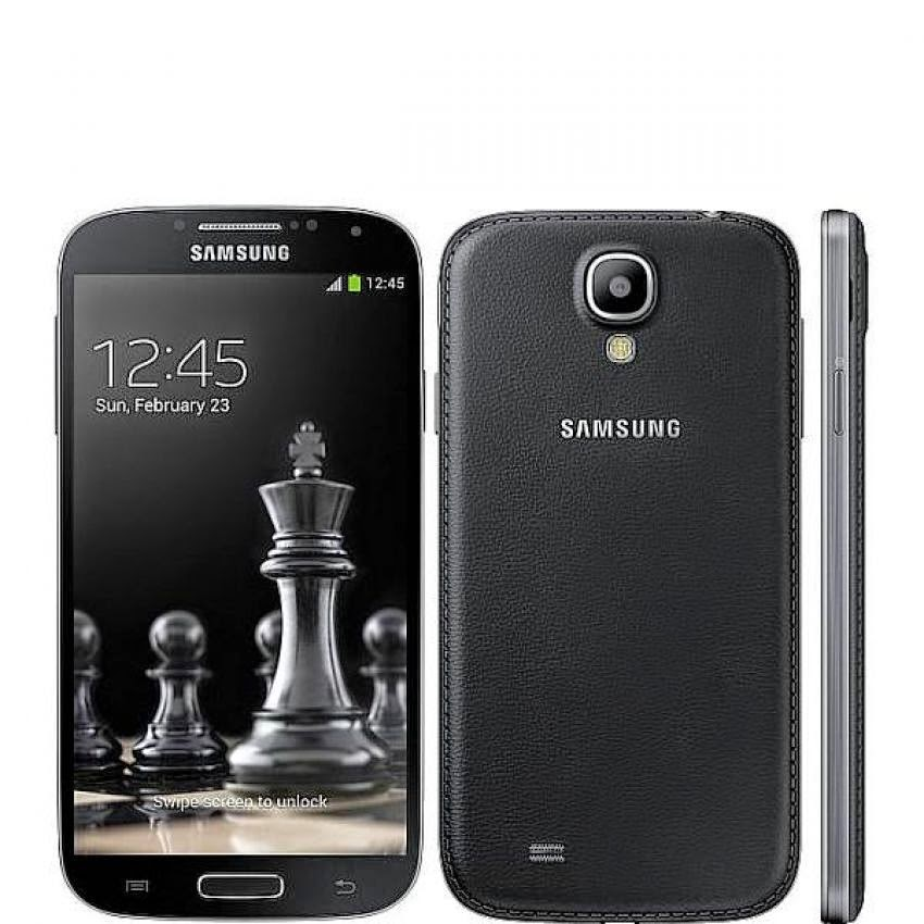 Harga dan Spesifikasi Samsung Galaxy S4 Black Edition Terbaru