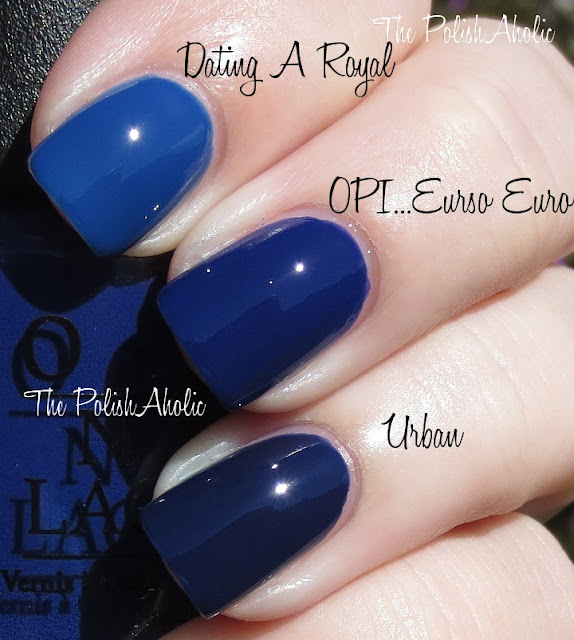dating a royal opi collection Buy opi nail lacquer, i'm not really a waitress, 05 fl oz on amazoncom free shipping on qualified orders was time to have it in my own collection.
