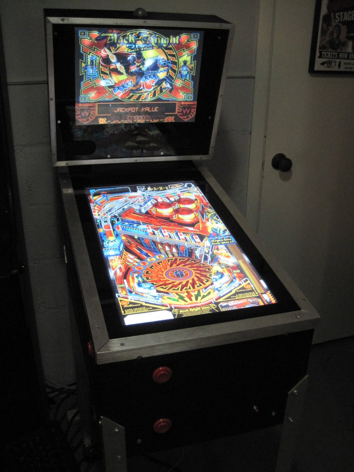 FUTURECHIMP: The Hyperpin Cabinet Post: part one