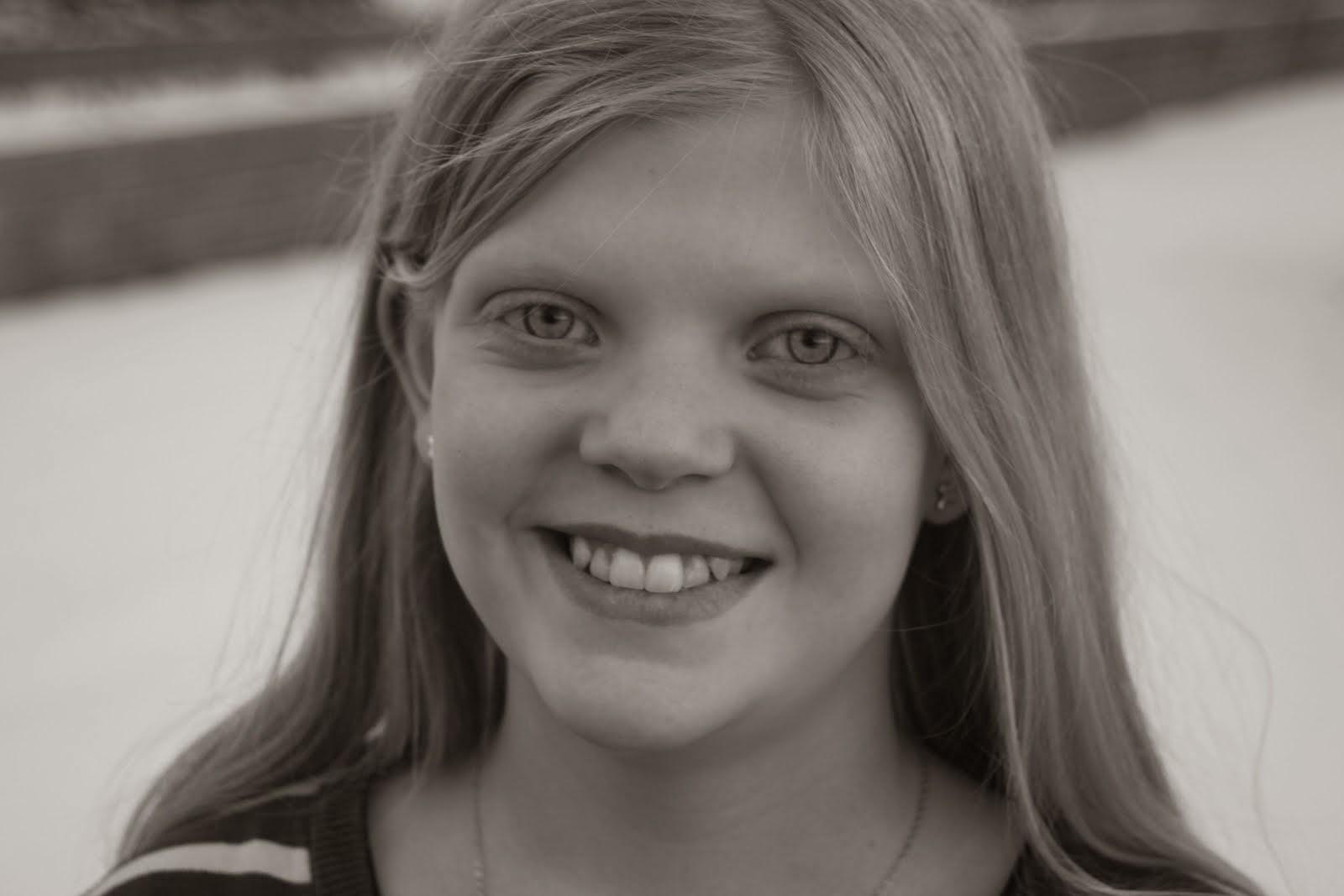 Lydia 12 år