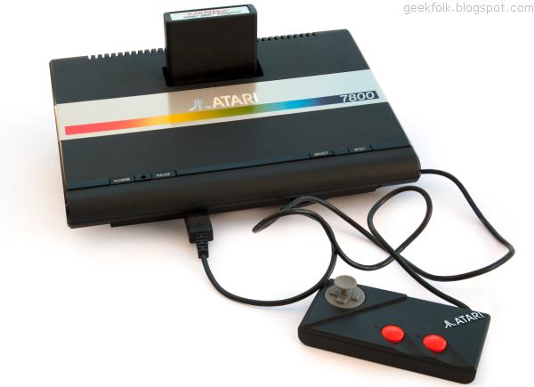 Remembering... Atari 7800