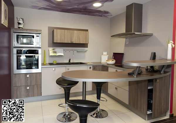 Le blog de caradec cr ations bali une cuisine innovante for De cuisines conviviales