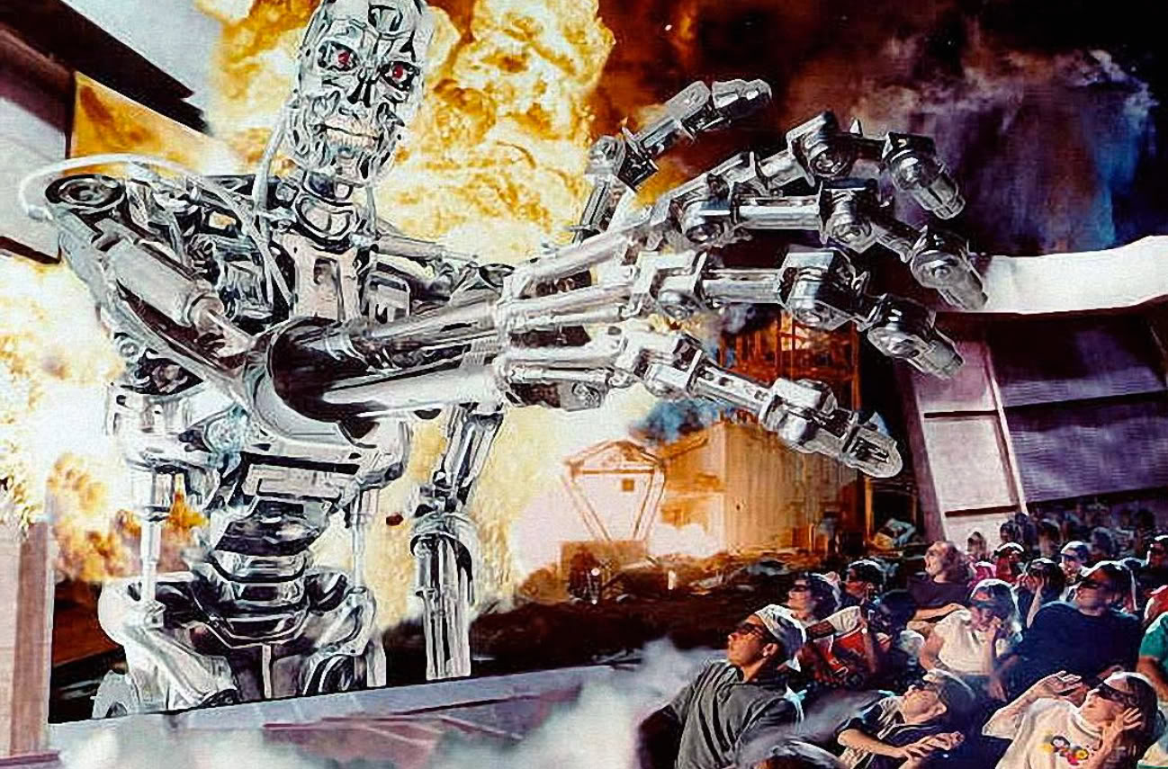 Transformers™: The Ride-3D - Universal Studios Hollywood