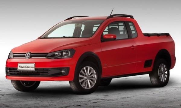 Imágenes Nueva Volkswagen Saveiro.