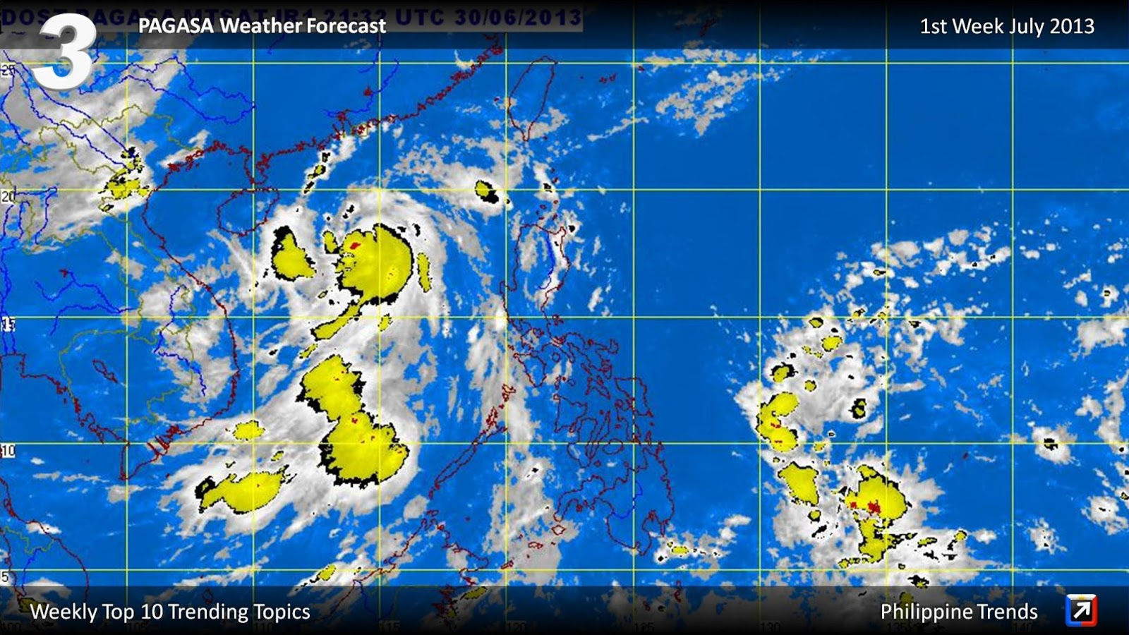 Pin pagasa weather forecast today bagyong chedeng may be for Today s fishing forecast