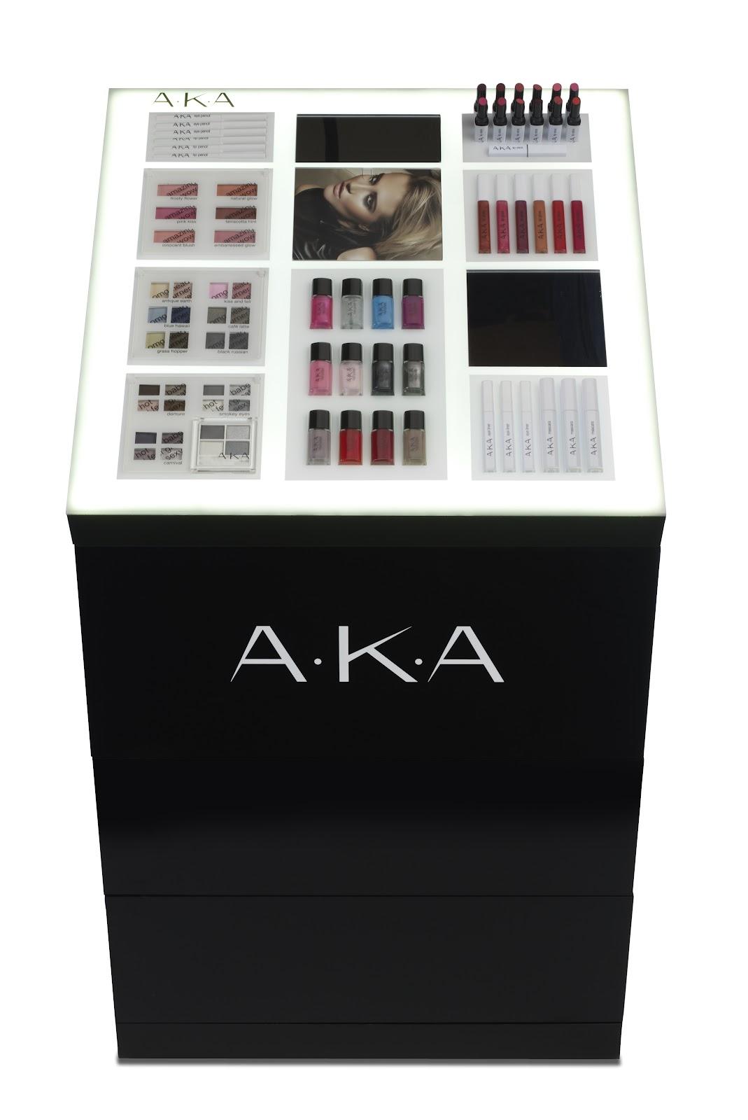 Christina Adores...: AKA Cosmetics Launch