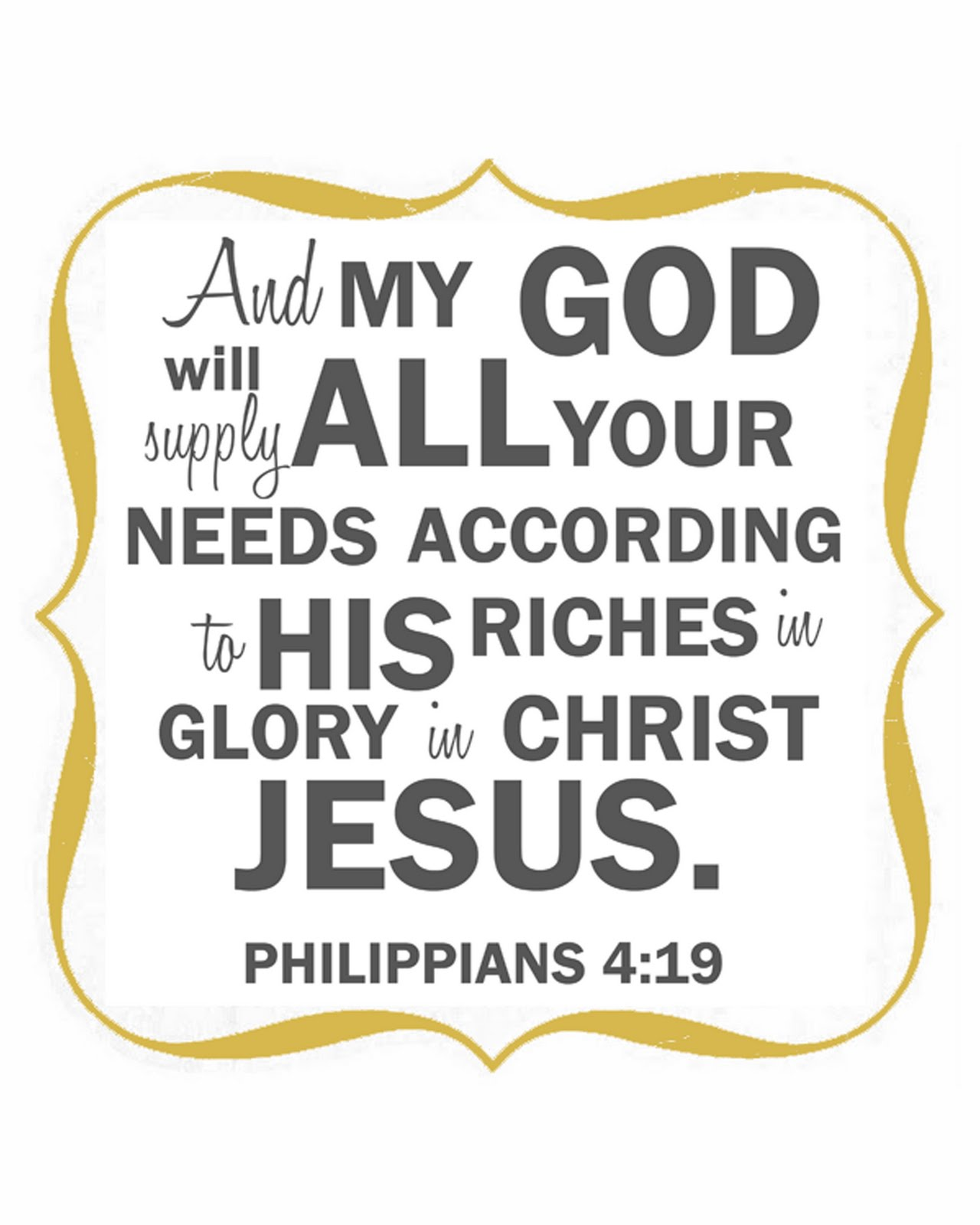 philippians 4 19 meaning