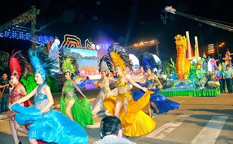 Khởi động Carnaval Hạ Long 2015