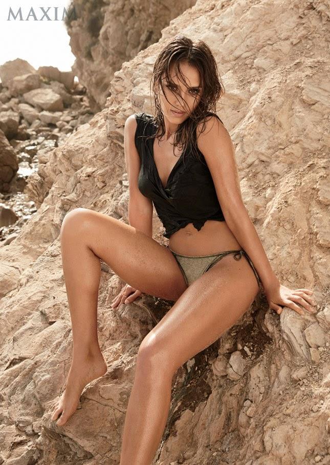 Jessica Alba en Maxim USA