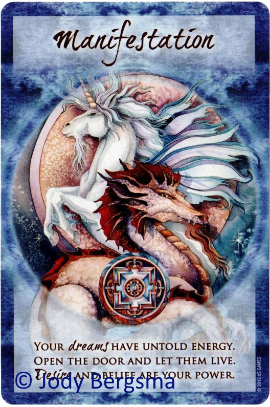 Magical Times Empowerment Cards Jody Bergsma Manifestation