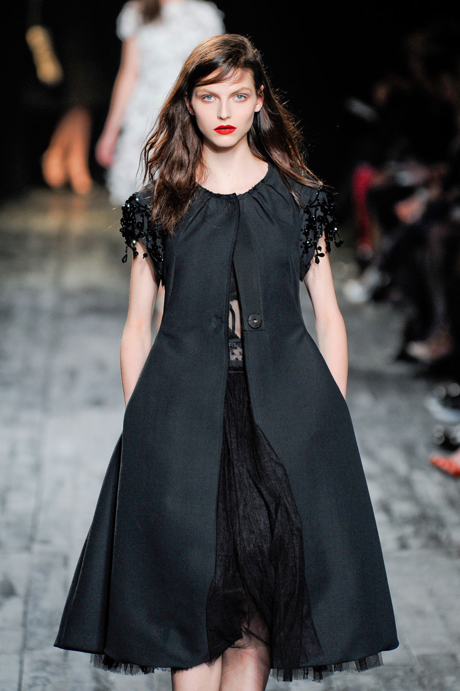 Nina Ricci Fall 2012 | Peter Copping