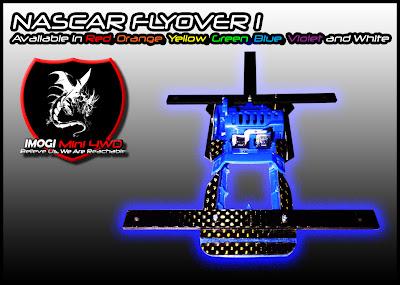 BEMPER NASCAR, NASCAR KEVLAR, CHASSIS NASCAR KEVLAR, NASCAR CAPUNG, NASCAR CICAK, IMOGI MINI 4WD