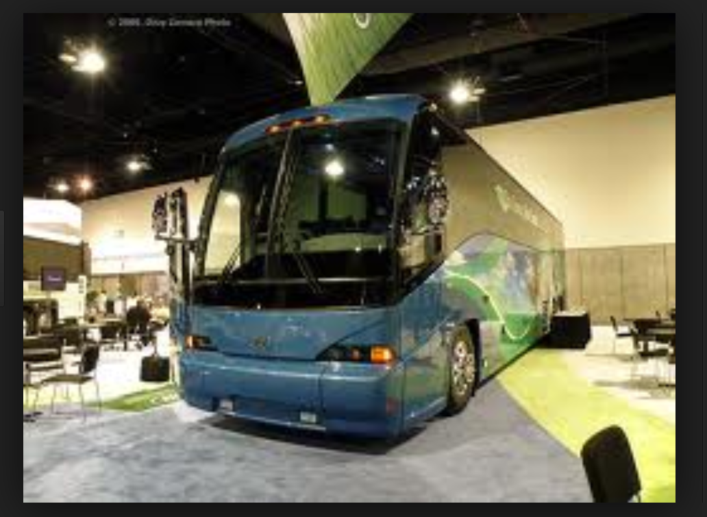 The Greyhound Group Motor Coach Industries Operation