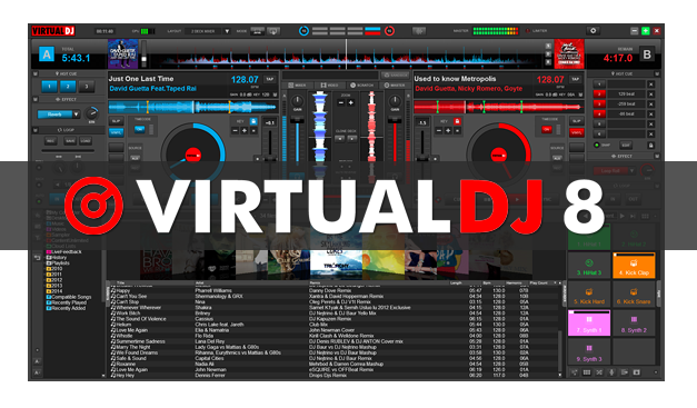 Atomix virtual dj pro v7 4 incl crack