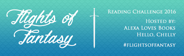 The One With the Flights of Fantasy Reading Challenge 2016
