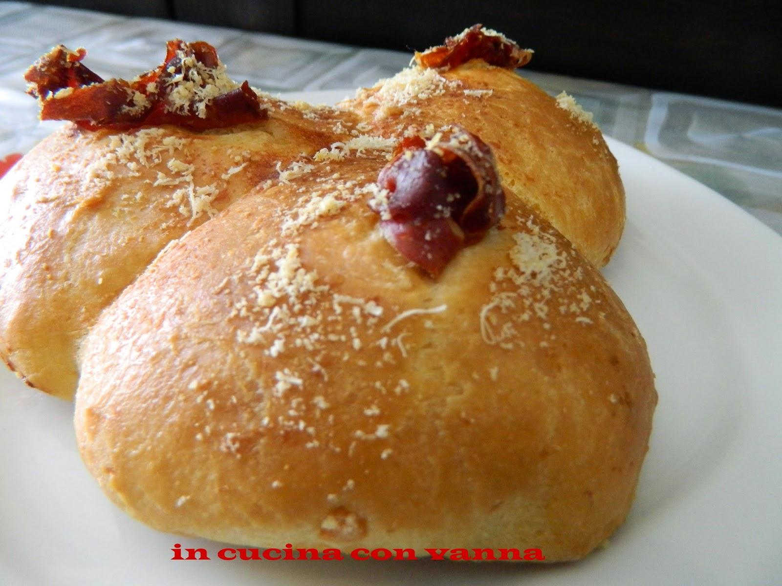 pan brioche di pasquetta