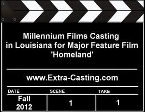 Homefront New Orleans Casting Call