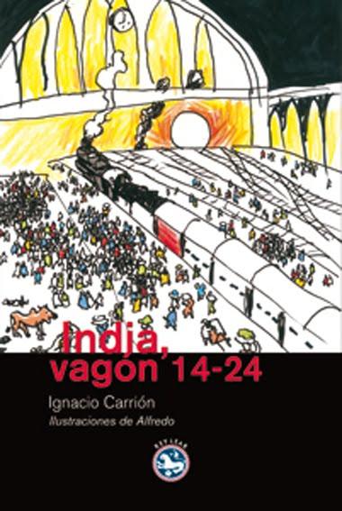 INDIA, VAGÓN 14-24