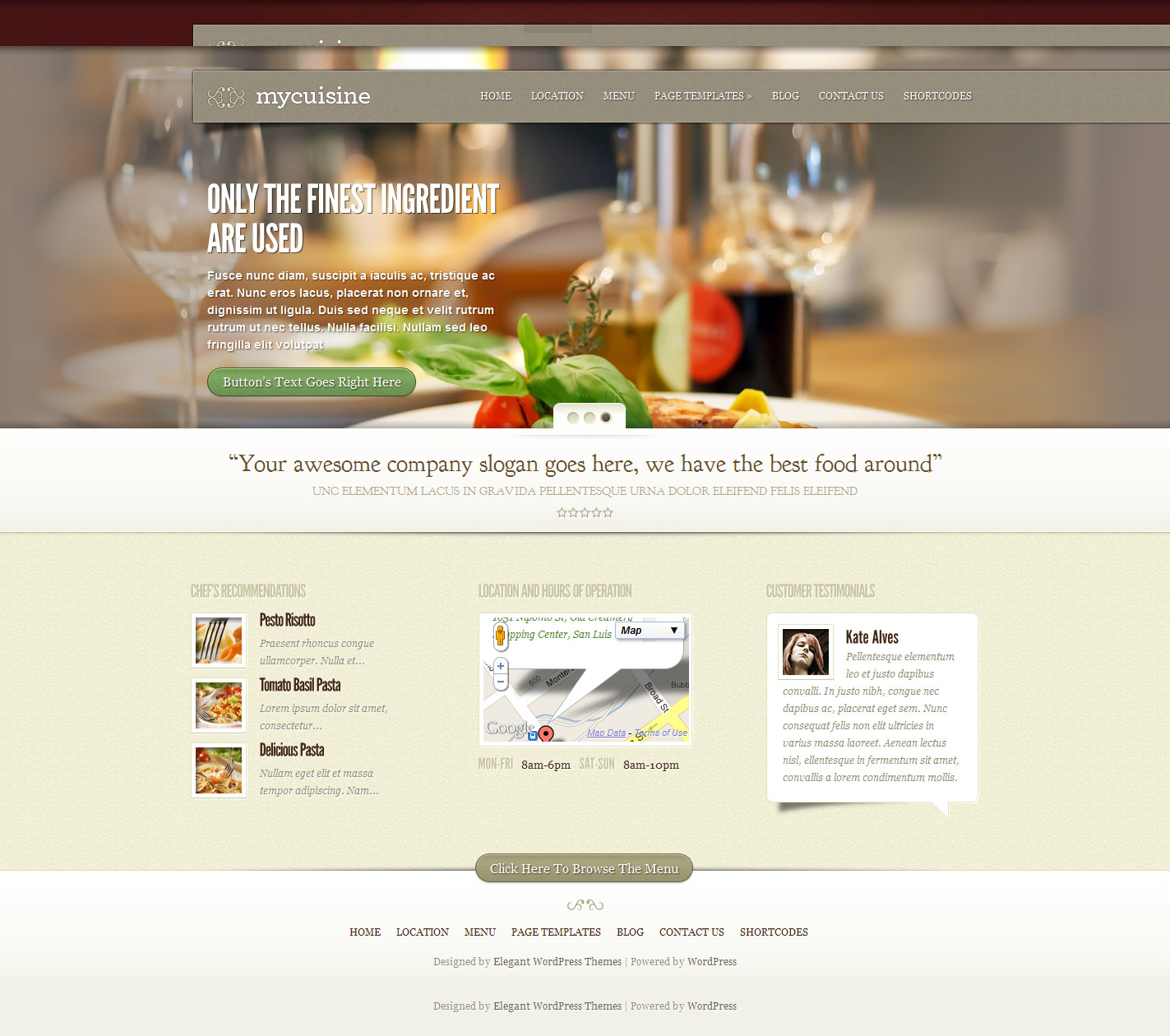 Premium-Restaurant-WordPress-Website-Theme