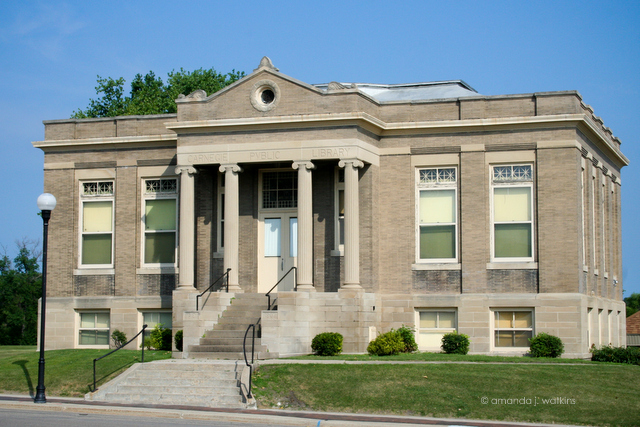wildly simple: Andrew Carnegie Libraries : A good story. Andrew Carnegie Library