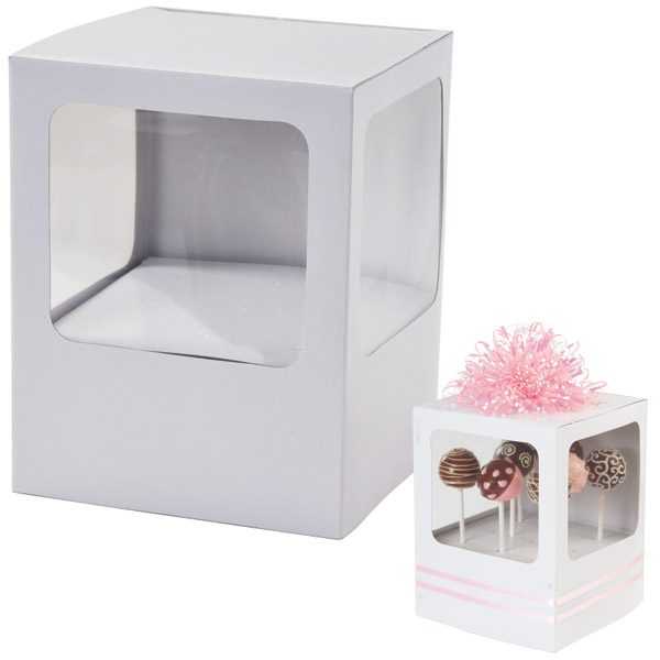 Out Of Cake additionally Cake Pop Box Template also Box Of Lemon Cake ...