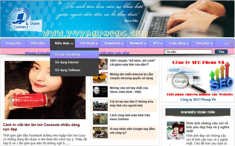 Template tin tức đẹp chuẩn SEO cho Blogspot [Congly V2]