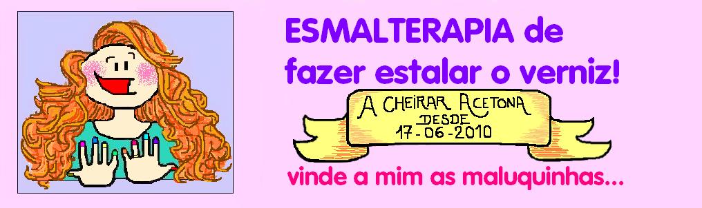 Blog de Vernizes - Esmalterapia de fazer estalar o Verniz!