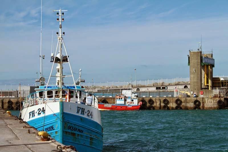 Bloscon : le port en eaux profondes de Roscoff Bloscon+3