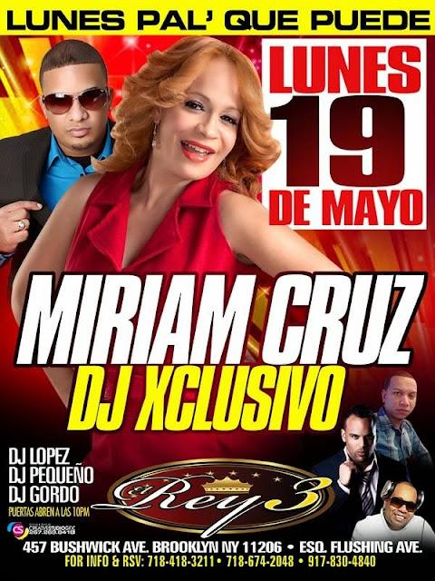 Miram Cruz - Rey 3 - May 2014