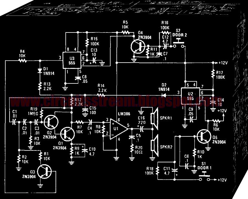 2014_08_01_archiveon 2 Door Doorbell Wiring Diagram