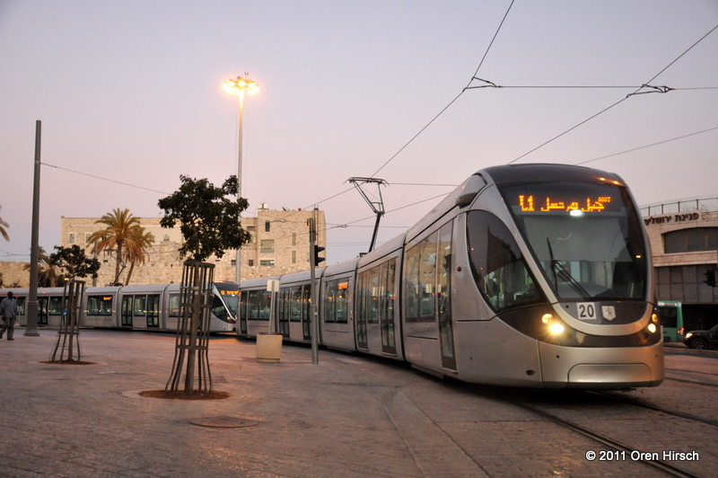 Concerning+the+Jerusalem+Light+Rail+-+An