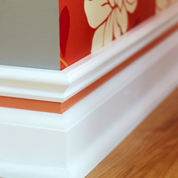 Be different act normal decorative custom baseboards diy Baseboard height