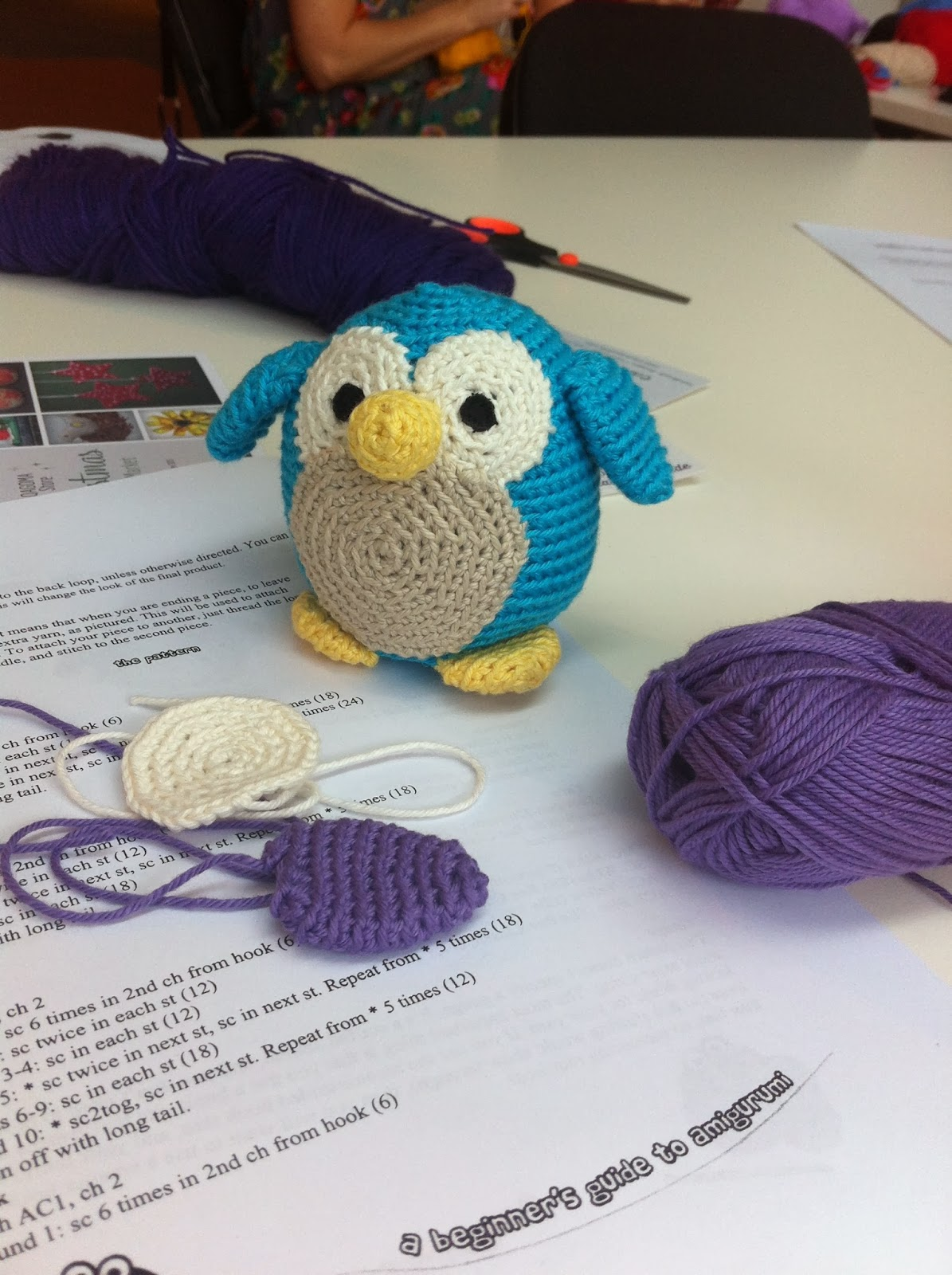 Amigurumi Beginners Guide : edward and lilly: amigurumi for beginners