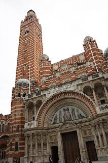 Catedral de Westminster de Londres