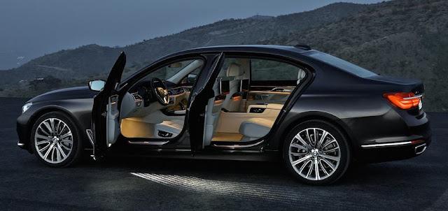 フルモデルチェンジ BMW 7シリーズ 内装