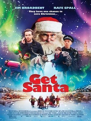 Poster Get Santa 2014