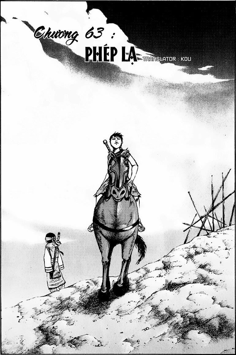 Kingdom – Vương Giả Thiên Hạ (Tổng Hợp) chap 63 page 2 - IZTruyenTranh.com