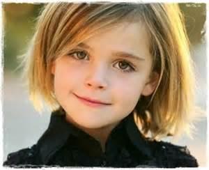 Model rambut pendek anak perempuan