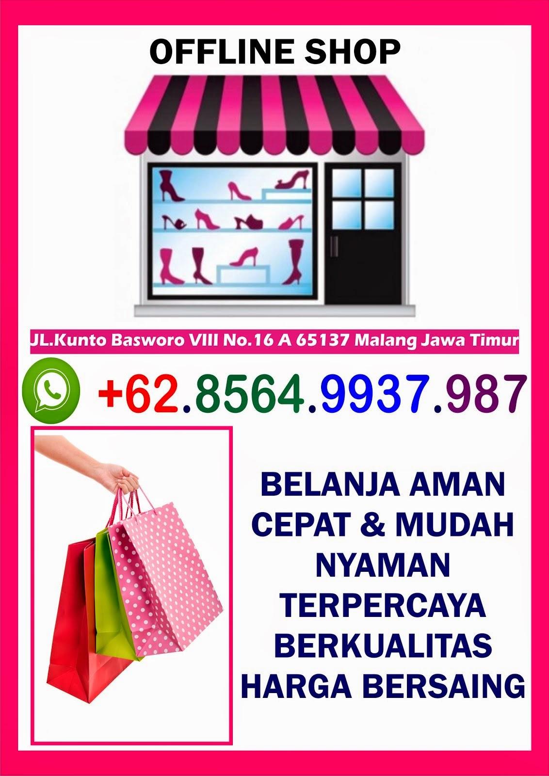 Alamat Toko/Shop
