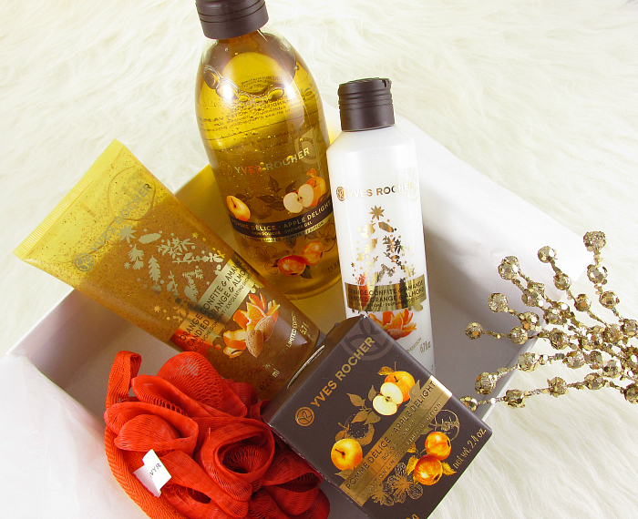 Review: Yves Rocher - Apple Delight und Candied Orange & Almond - Limited Christmas Editions