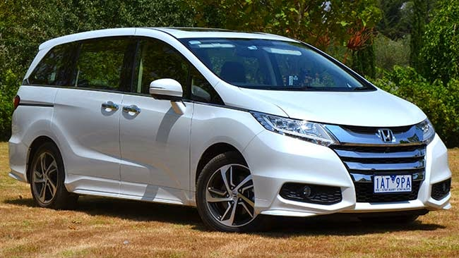 2015 Honda Odyssey – Release Date, Rumors, and Price | All