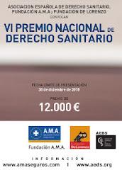VI Premio Nacional de Derecho Sanitario