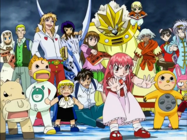 Cartoon Network Zatch Bell Full Version Free Software Home Design