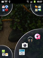 Download Xperia Arc Launcher for samsung galaxy y s5360
