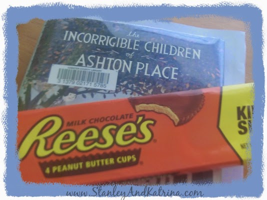 The Incorrigible Children of Ashton Place Chocolate Pairing