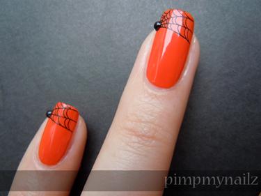 nail art Halloween Nail Art