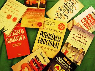 Livros de desenvolvimento pessoal